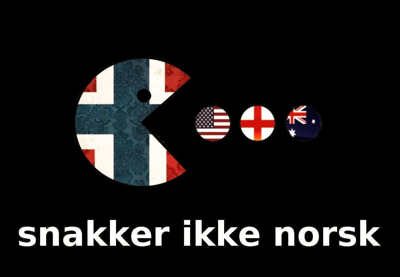 Snakker Ikke Norsk